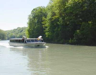 Croisièreles rives du Rhône